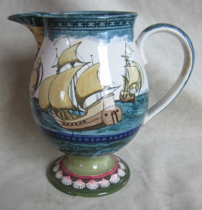 galleon jug