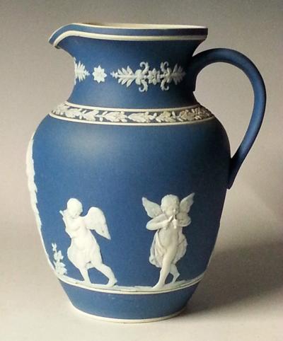 jasperware jug